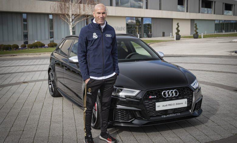 صورة أودي تقدّم سيارات مجانًا للاعبي ريال مدريد، شاهد كل لاعب وخياره