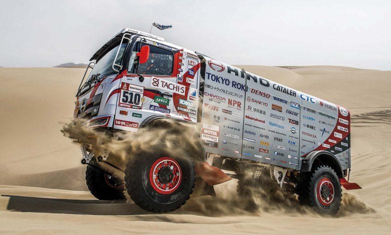 صورة هينو موتورز تشارك في رالي داكار 2020 السعودية
