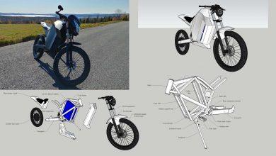 صورة اصنع دراجة كهربائية بنفسك، والمُخطط جاهز!