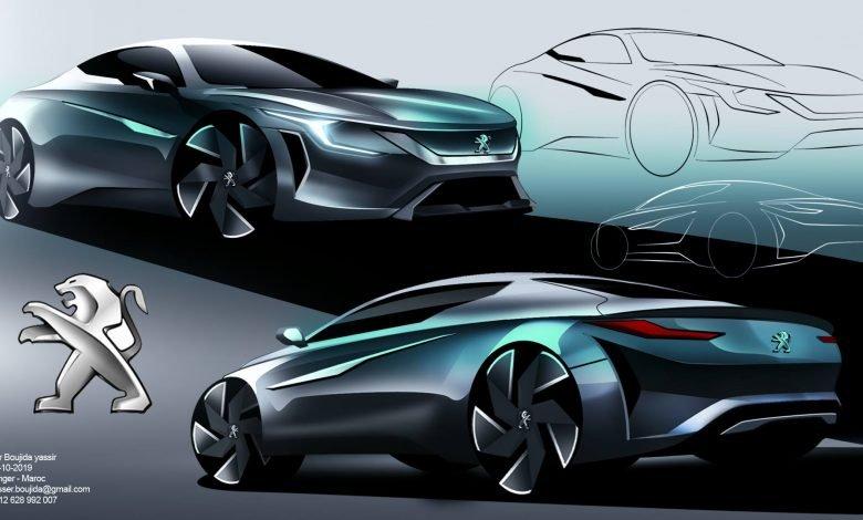 صورة ياسر بوجيدة: أود تصميم سيارة مغربية رياضية… ولو تحقق الأمر ستكون تحفة!