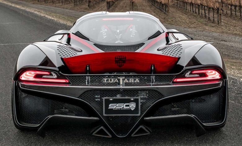صورة فيديو: تواتارا تُحقق لقب أسرع سيارة في العالم، والرقم مُذهل