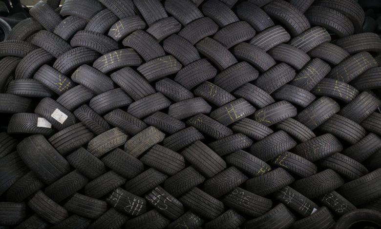صورة الإطارات أخطر بأكثر من ألف مرة من انبعاثات عوادم السيارات