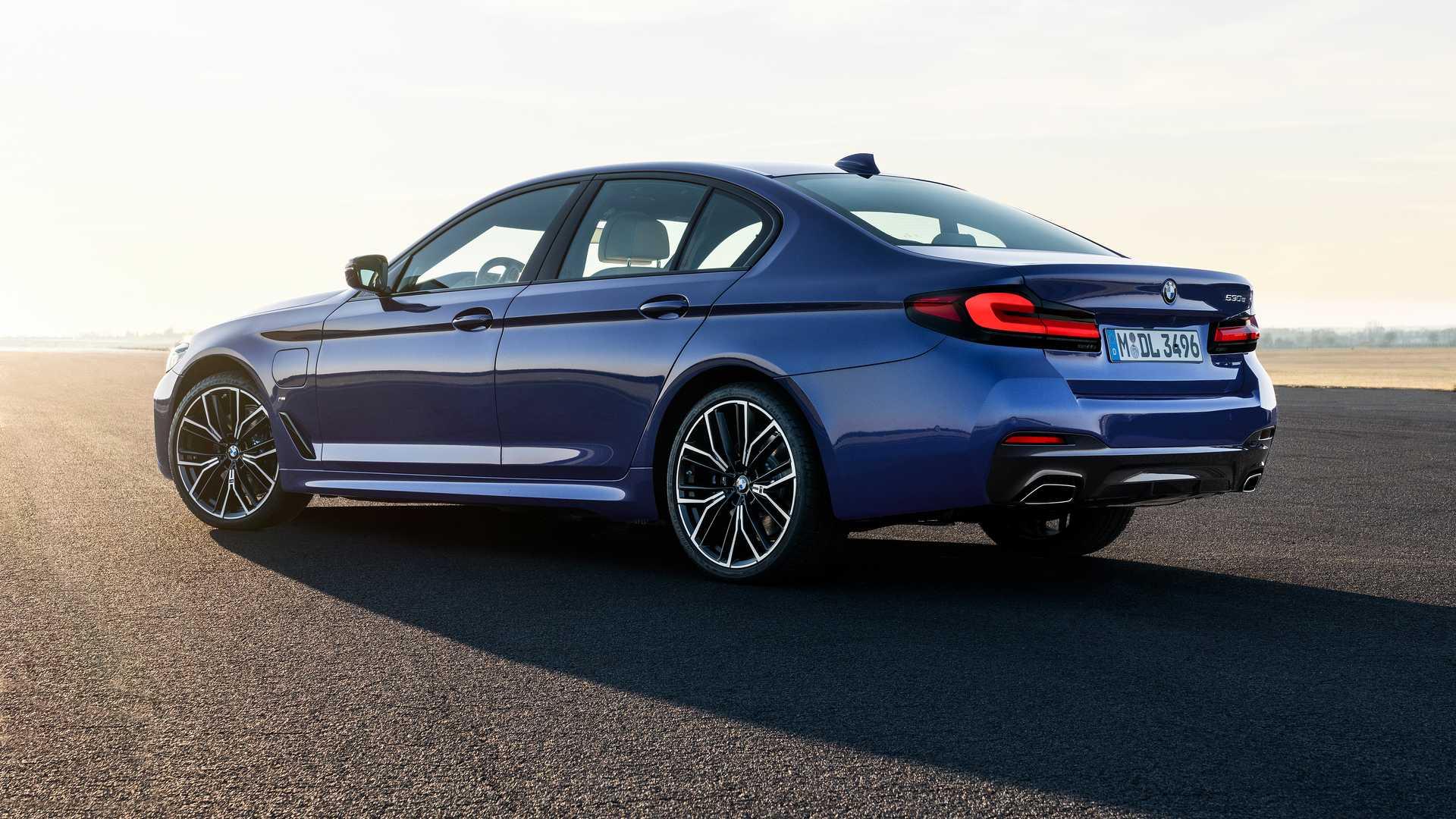 BMW En 2021 Overview