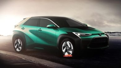 صورة هذا ما ستبدو عليه سيارة تويوتا الكهربائية المُدمجة القادمة