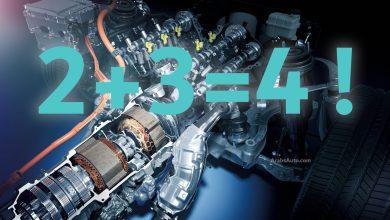 صورة لماذا؟ القدرة الكُلية للسيارات الهجينة لا تُساوي مجموع قدرات محركاتها