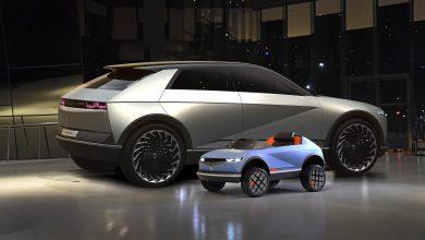 صورة أصغر سيارات هيونداي الكهربائية ستروق للأطفال